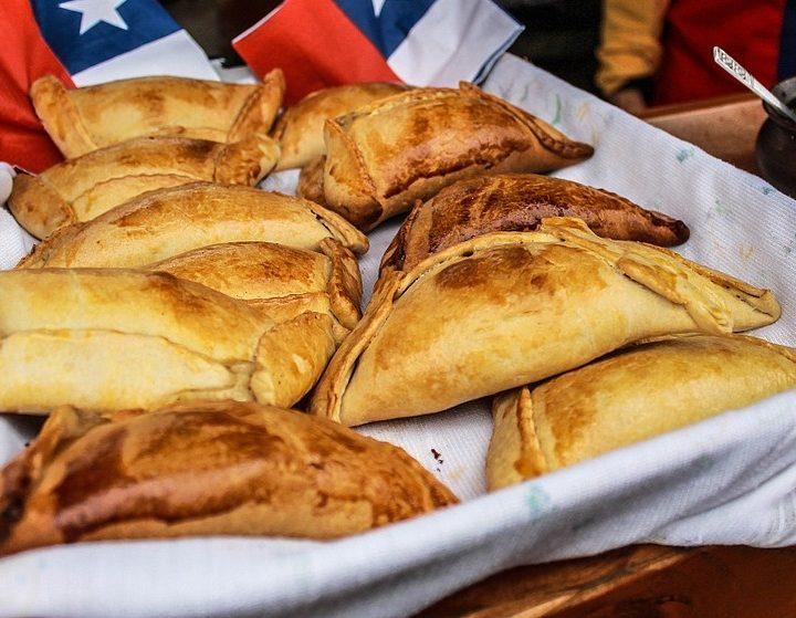 Empanadas chilenas receta facil